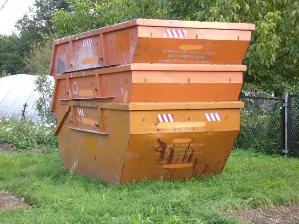 kontenery odpadów Wrocław