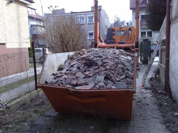 wrocławskie śmieci